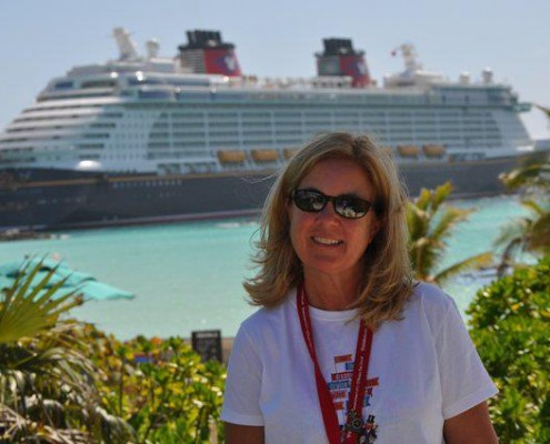 Margaret At Disney Cruise Line's Castaway Cay