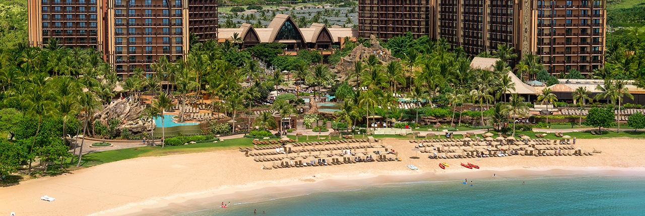 Disney's Aulani Resort in Hawaii to Begin a Phased Reopening on November 1