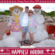Disney Cruise Line Very Merrytime Cruise at Castway Cay