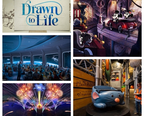 What's New at Walt Disney World for 2020