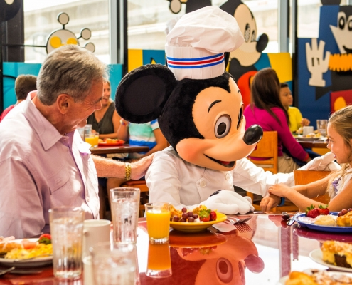 The Disney Dining Plan at Walt Disney World