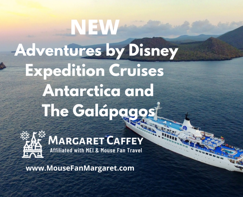 Adventures by Disney Expedition Cruises to Antarctica and the Galápagos Islands