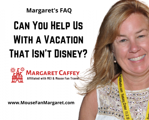 Margaret Caffey, CTA - Independent Vacation Planner