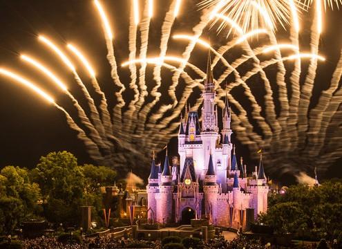 Walt Disney World Fireworks Dessert Parties & Dining Packages
