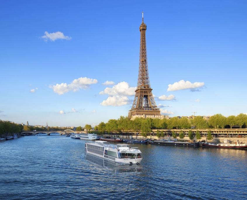 Adventures By Disney European River Cruise Paris