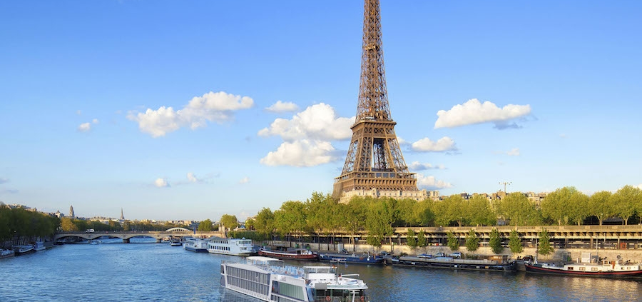 Adventures By Disney European River Cruise Paris