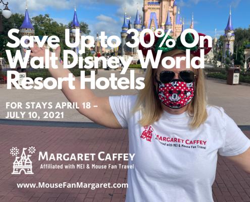 Walt Disney World Discount Offer