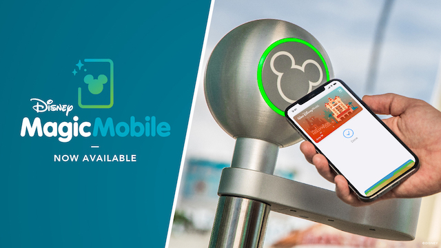 Disney MagicMobile Launches on Apple Devices