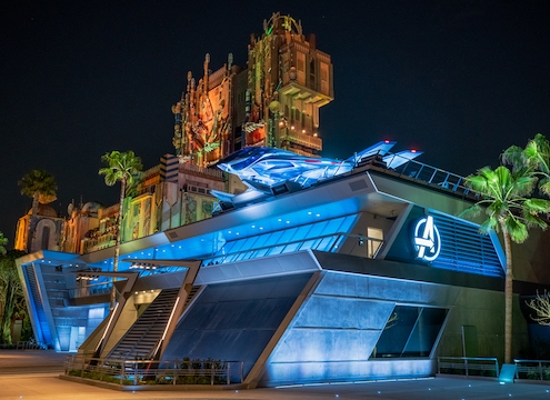 Avengers Campus at Disneyland to Open June 4