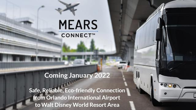 New Orlando Airport to Walt Disney World Transfer Service