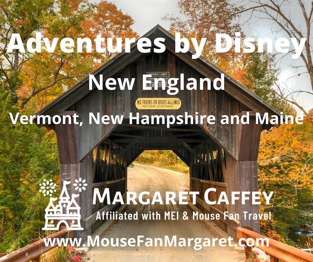 Discover New England with Adventures by Disney