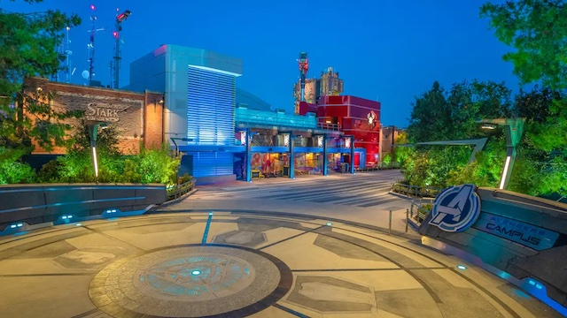 Marvel Themed Avengers Campus Now Open at Disneyland