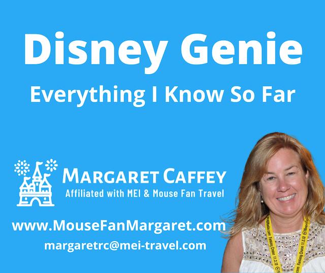 New Disney Genie Service